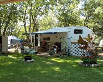 Sid Turcotte Park   Camping & Cottage Resort
